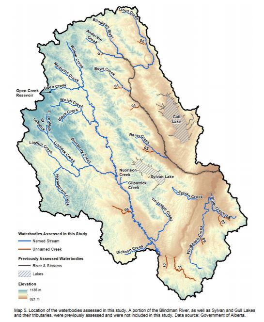 Fiera Medicine Map