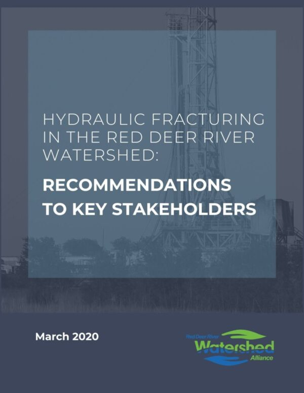 RDRWA releases management recommendations for hydraulic fracturing in the basin