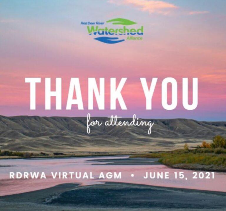 RDRWA Annual General Meeting Highlights