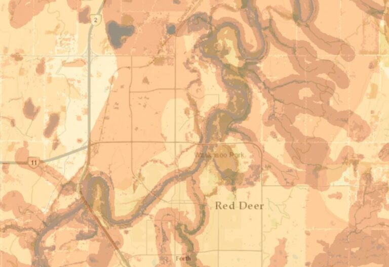 New Project Maps Important Areas for Watershed Health